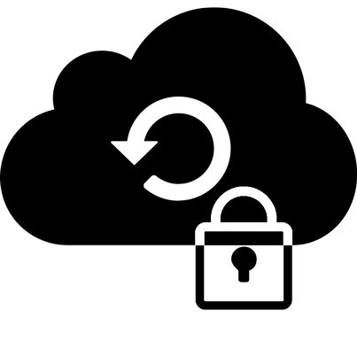 AES-512-Bit verschlüsselte Backups